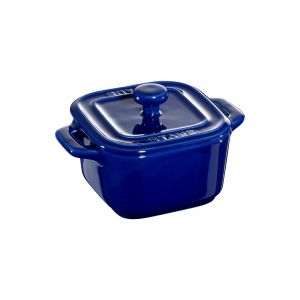 XS Mini Cocotte carrée, lot de 2