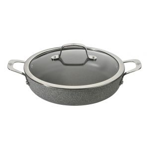 Sauteuse induction antiadhésive, 28 cm