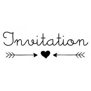 TAMPON C INVITATION