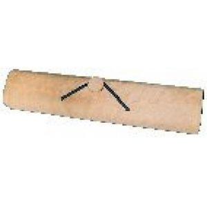 Etui a stylos cylindrique en bois
