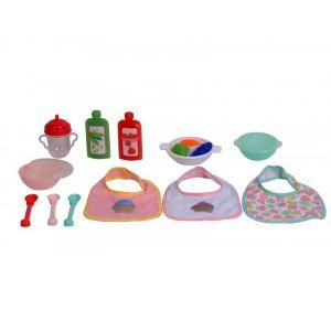 Mon set repas et accessoires de nurserie