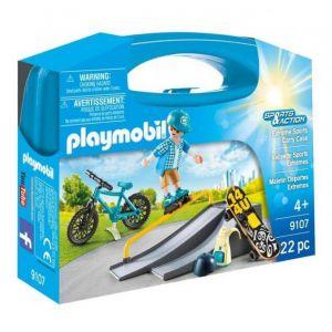Playmobil Les véhicules - Valisette Sports Extrêmes - 9107