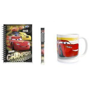 Coffret Cadeau - Cars