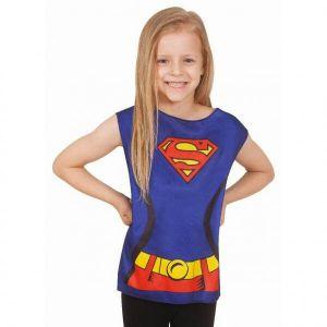 Accessoires de déguisement Supergirl - T-shirt