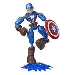 Figurine Avengers Bend and Flex - 15 cm