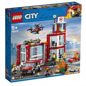 LEGO(R) City - La caserne des pompiers -