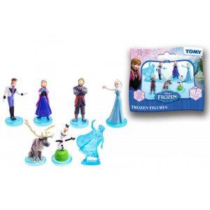 Figurine - La Reine des neiges - Sachet Mystère