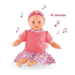 mon 1er bébé calin mélodie