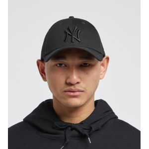 New Era Casquette MLB New York Yankees 59FORTY, Noir - Taille ONE SIZE