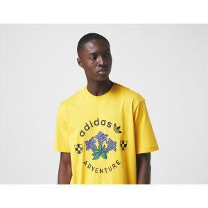 adidas Originals T-shirt Graphique Adventure - Taille M