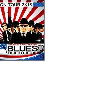 THE BLUES BROTHERS - AMERICAN SHOW