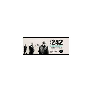 FRONT 242 & SHE PAST AWAY