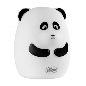 Veilleuse Sweet Lights panda BLANC Chicco
