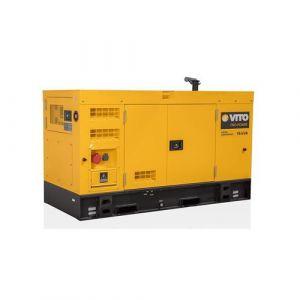 Groupe électrogène 15KVA MONO et TRIPHASE 12KW VITO ProPower 400V AC 50Hz/230V AC Silencieux DIESEL