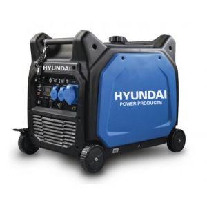 HYUNDAI Groupe électrogène inverter insonorisé 6.5kw télécommande compatible ATS HY6500SEI