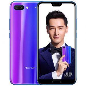 Smartphone Huawei Honor 10 4Go+128Go Bleu