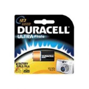 Duracell Ultra Photo 123 - pile pour appareil photo - CR17345 - Li