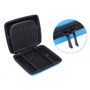 Sac Pochette De Transport Coque Etui Protecteur sac de transport pour Nintendo 2DS - bleu