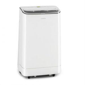 Klarstein Iceblock climatiseur 3 en 1 12000 BTU / 3,5 kW 400 m³/h max. blanc