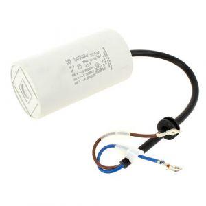 Condensateur 25µf 450v a fils pour Nettoyeur haute pression Ryobi, Nettoyeur haute pression Mac allister