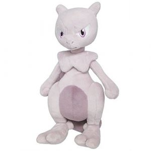 Peluche peluche Mewtwo, 10 po, de la collection Pokemon All Star