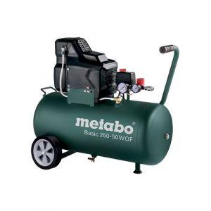 Metabo - Compresseur basic 1.5 kW 8 bar 120 l/min cuve 50 l - Basic 250-50 W OF