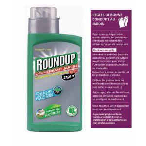 Désherbant liquide Roundup® GT Max 450ml Scotts - Le bidon de 450 ml