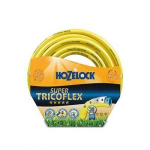 Tricoflex 00110110 Tuyau D'Arrosage Souple Multitouche Super Tricoflex 12,5 Mm X 20 M (Jaune)