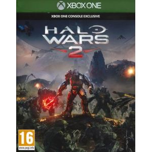 HALO WARS 2 STANDARD EDITION MIX XONE