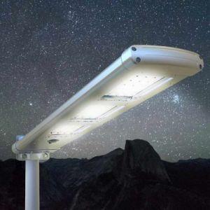 Lampadaire TRACKLIGHT 72 Led 3000 Lumen panneau solaire parking rue