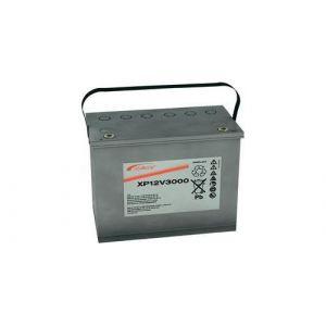 Batterie au plomb 12 V 92.8 Ah GNB Sprinter XP12V3000 plomb (AGM) (l x h x p) 309 x 239 x 172 mm
