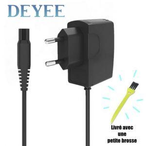 Chargeur Rasoir électrique Adaptateur Secteur DEYEE pour Philips HS series, QC series, QT series, QS series, AT series, PT series