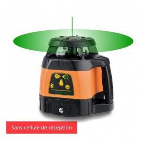 Laser rotatif flg 245hv green - sans cellule geo fennel 244551   debonix