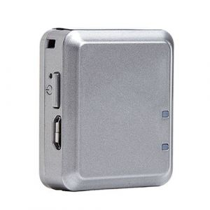 Traceur Gps Alarme De Porte Intelligente Temps Réel Mini Tracker Veille 120 H Gris - Yonis