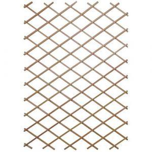 Gardman - Panneau treillis en bois 120 x 180 cm