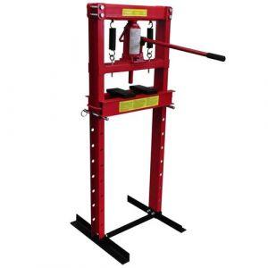 Presse hydraulique d'atelier sur colonne 12 tonnes outils garage atelier bricolage