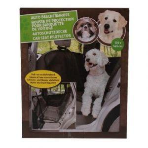 housse type hamac impermeable couverture de banquette chien protection siege voiture contre poils et odeurs