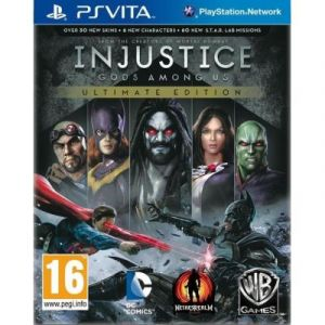 Injustice: Gods Among Us Ultimate Edition Psvita - [ Import Espagne ]