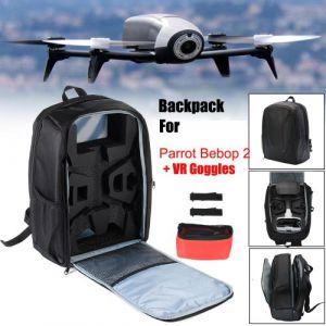 Sac à dos portable épaule Étui Pour Parrot Bebop 2 Puissance FPV Drone Kiliaadk252