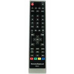 Télécommande compatible avec CONTINENTAL EDISON CETVD LED32HD5