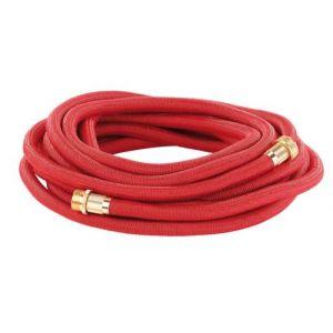 Tuyau d'arrosage extensible PRO.V5 avec raccords en aluminium - 10 à 30 m