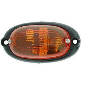 Greenstar 5098 Feu Clignoteur Latéral Orange Adaptable