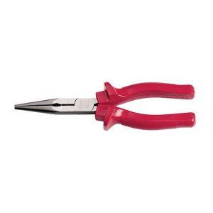 Pince demi-ronde BOST - Becs long droit Isolé 1000V 200 mm - 145120