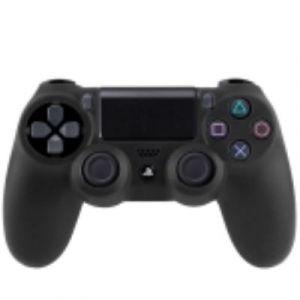 PS4 Coque Housse Silicone Manettes Noir