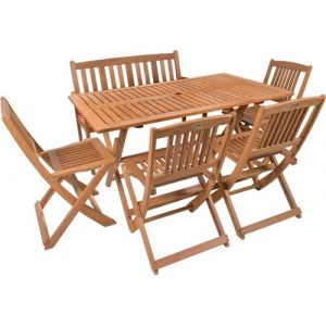 banc et table pliable comparer 49 offres. Black Bedroom Furniture Sets. Home Design Ideas