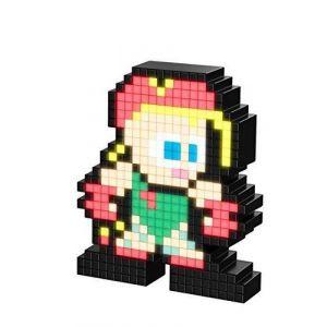 Figurine Pixel Pals Light Up Capcom Street Fighter Cammy