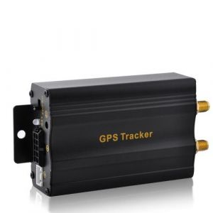 Traceur Gps Voiture Tracker Auto Anti Vol Gsm Quad Band Localisation