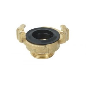 Raccord pompier laiton fileté mâle 3/4 20x27