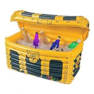 Holiday Party Supplies Bar piscine gonflable en PVC Treasure Box Bouteille seau à glace @ZBB90509004