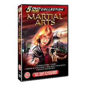 Martial Arts - Vol. 1 , (Slim Box Set)